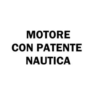 Motore con patente